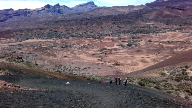 wandern teide nationalpark